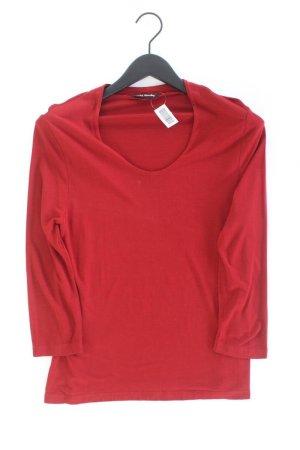 Betty Barclay Shirt Größe M 3/4 Ärmel rot