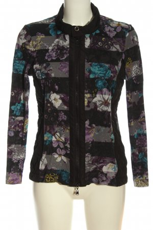 Betty Barclay Shirtjacke Allover-Druck Casual-Look