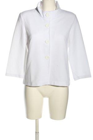 Betty Barclay Veste chemise blanc style décontracté