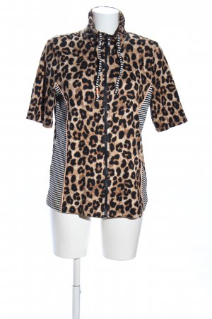 Betty Barclay Giacca-camicia motivo animale stile casual