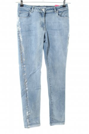 Betty Barclay Skinny Jeans blau Casual-Look