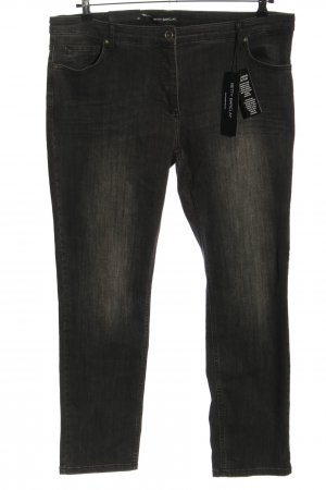 Betty Barclay Jeans slim fit nero stile casual