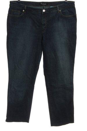 Betty Barclay Jeans slim bleu style décontracté
