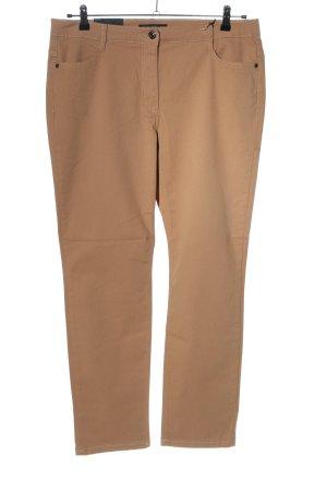 Betty Barclay Slim Jeans braun Casual-Look