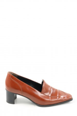 Betty Barclay Pantoffels bruin zakelijke stijl