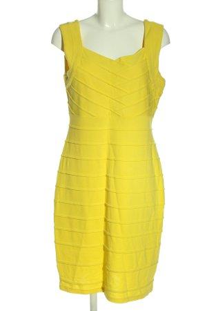 Betty Barclay Sommerkleid blassgelb Elegant