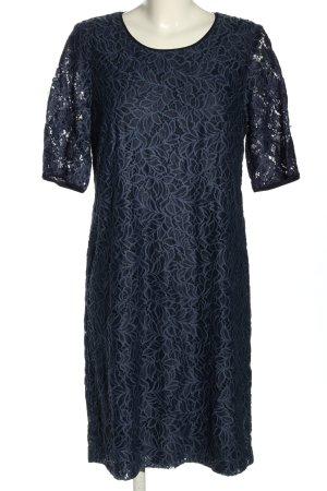 Betty Barclay Spitzenkleid blau Elegant