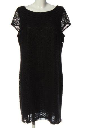 Betty Barclay Abito in pizzo nero elegante