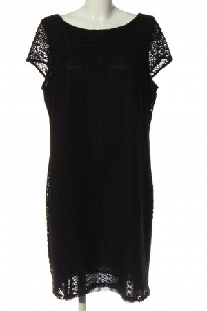 Betty Barclay Spitzenkleid schwarz Elegant