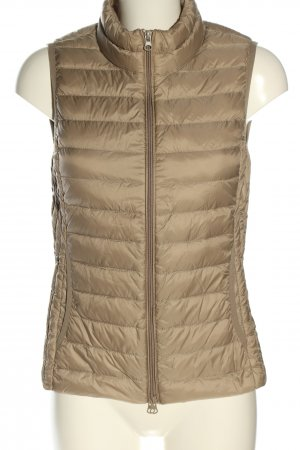 Betty Barclay Steppweste creme Steppmuster Casual-Look