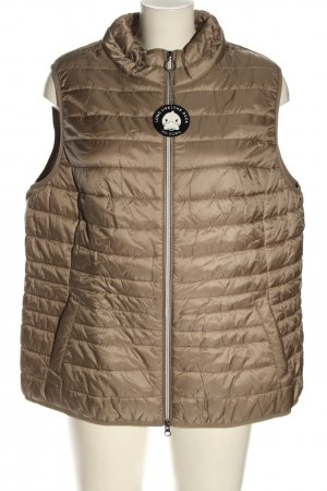 Betty Barclay Quilted Gilet bronze-colored quilting pattern casual look
