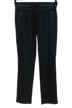 Betty Barclay Pantalone jersey nero stile semplice