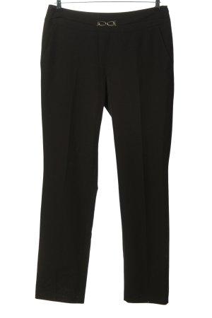 Betty Barclay Pantalone jersey nero stile casual