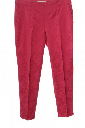 Betty Barclay Stoffhose pink Allover-Druck Casual-Look