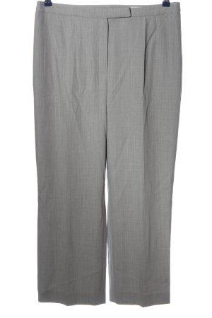 Betty Barclay Pantalone jersey grigio chiaro stile professionale