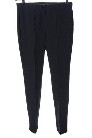 Betty Barclay Jersey Pants blue business style