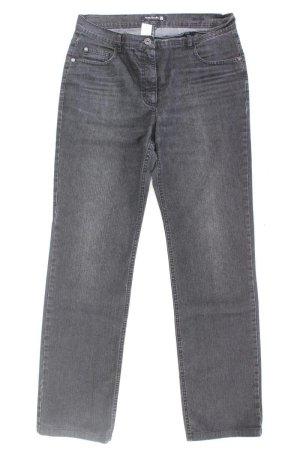 Betty Barclay Straight Jeans Größe 38 grau