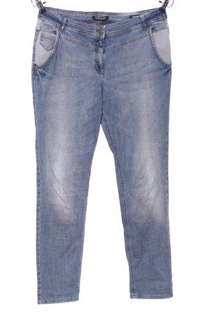 Betty Barclay Straight-Leg Jeans blau-hellgrau Casual-Look
