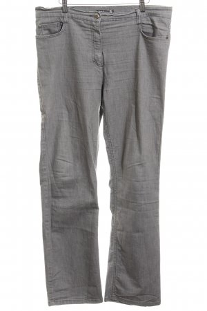 Betty Barclay Straight-Leg Jeans grau Casual-Look