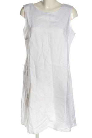 Betty Barclay Vestido playero blanco look casual