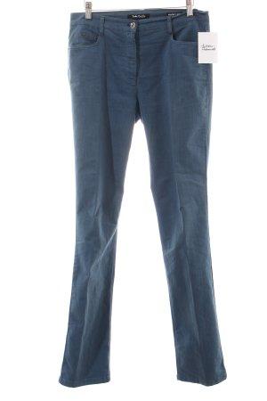Betty Barclay Jeans stretch bleu acier style décontracté