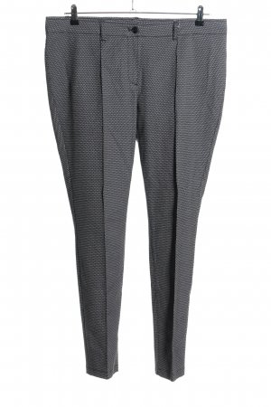 Betty Barclay Stretchhose schwarz grafisches Muster Business-Look
