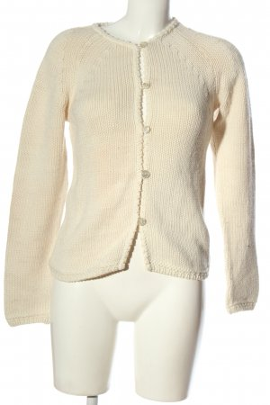 Betty Barclay Strick Cardigan creme Casual-Look