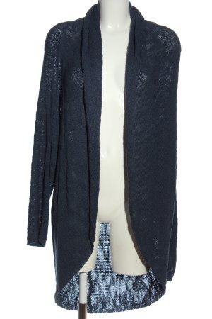 Betty Barclay Strick Cardigan blau Casual-Look