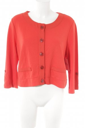 Betty Barclay Strick Cardigan rot Casual-Look