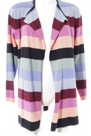 Betty Barclay Strick Cardigan Streifenmuster Street-Fashion-Look