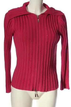 Betty Barclay Strickjacke pink Casual-Look