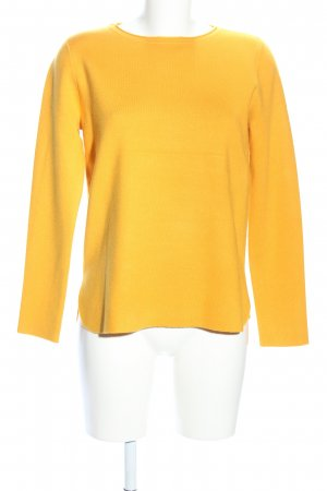 Betty Barclay Strickpullover hellorange Casual-Look