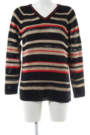 Betty Barclay Strickpullover Streifenmuster Casual-Look