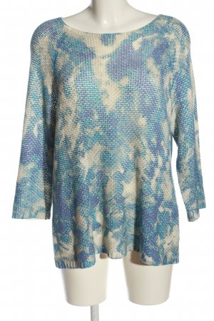 Betty Barclay Strickpullover abstraktes Muster Casual-Look