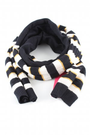 Betty Barclay Knitted Scarf striped pattern casual look