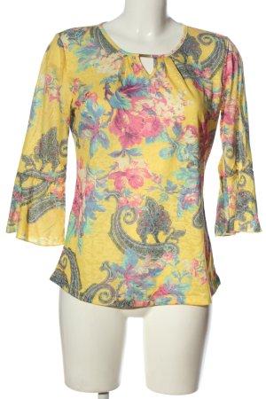 Betty Barclay Camicia maglia motivo astratto elegante