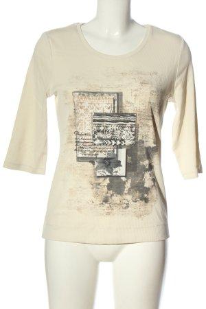Betty Barclay Camicia maglia Stampa a tema stile casual