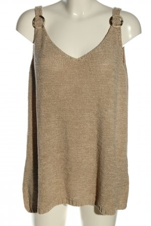 Betty Barclay Knitted Top brown casual look