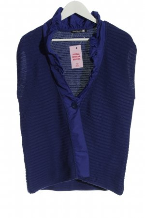 Betty Barclay Knitted Vest blue casual look