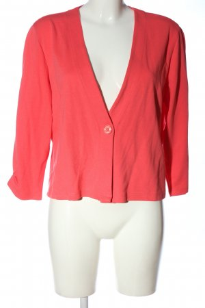 Betty Barclay Blazer sweat rouge style décontracté
