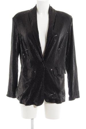 Betty Barclay Sweatblazer schwarz Elegant