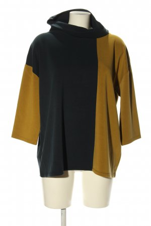 Betty Barclay Sweatshirt blau-hellorange Casual-Look