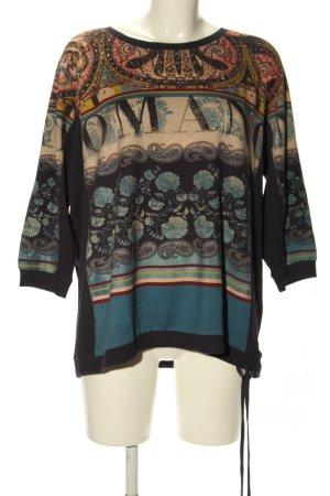 Betty Barclay Sweatshirt Allover-Druck Casual-Look