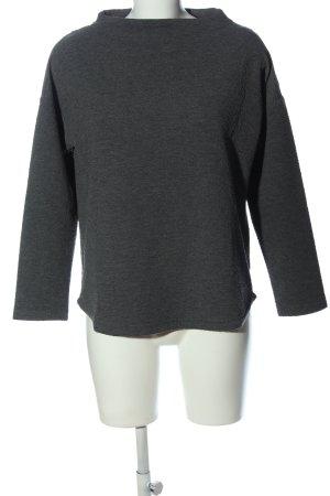 Betty Barclay Sweatshirt schwarz meliert Casual-Look