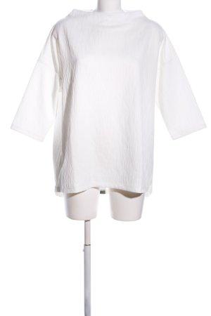 Betty Barclay Sweatshirt wollweiß Casual-Look