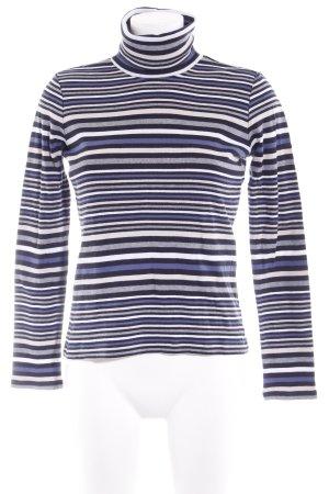 Betty Barclay Sweatshirt dunkelblau-creme Casual-Look