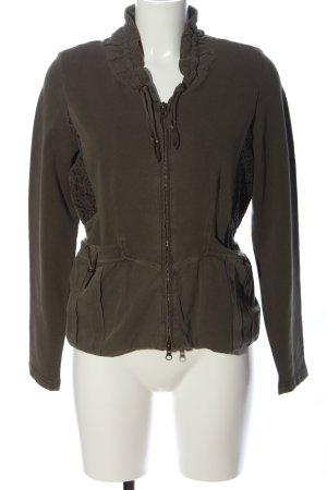 Betty Barclay Sweatshirt khaki Casual-Look