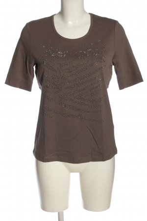 Betty Barclay T-Shirt braun Casual-Look