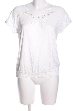 Betty Barclay T-Shirt weiß Casual-Look