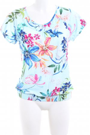 Betty Barclay T-Shirt Blumenmuster Casual-Look